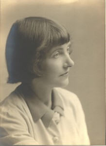 Image of Young Clare Cameron